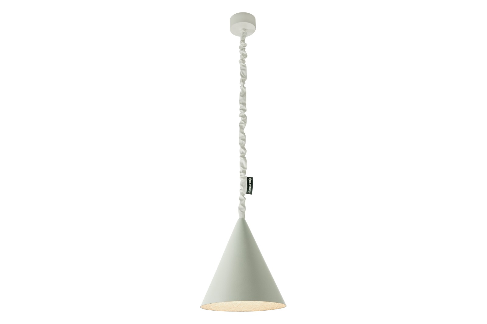 Jazz Pendant Light Grey, White