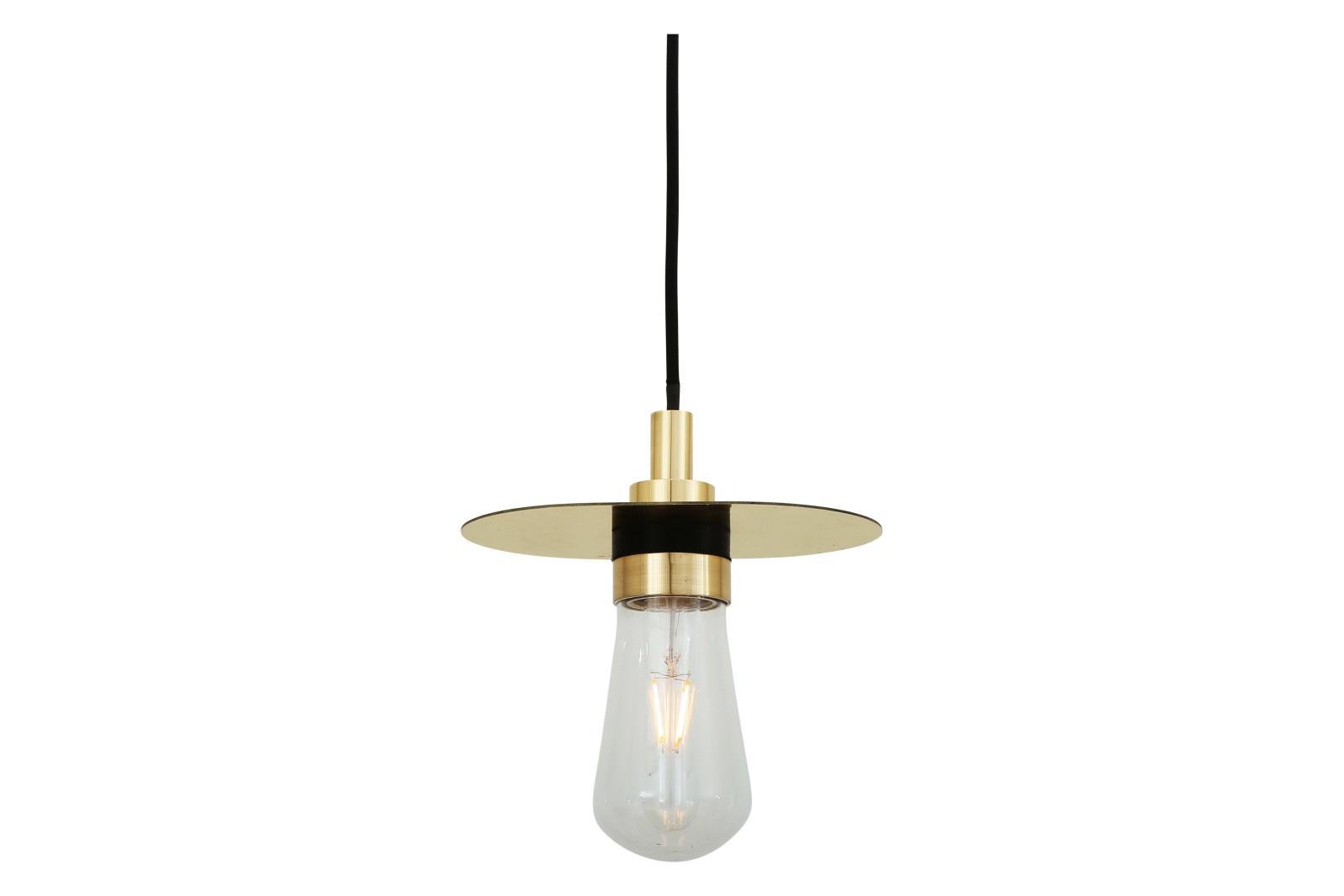 Kai Pendant Light Polished Brass