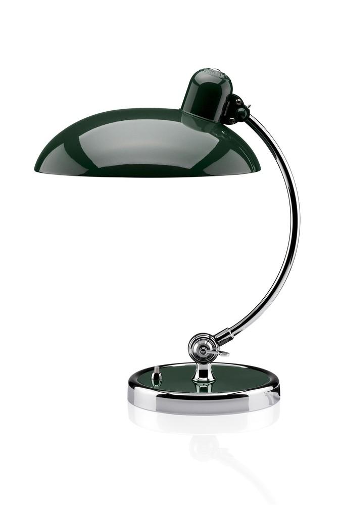 Kaiser Idell Luxus Table Lamp Dark Green