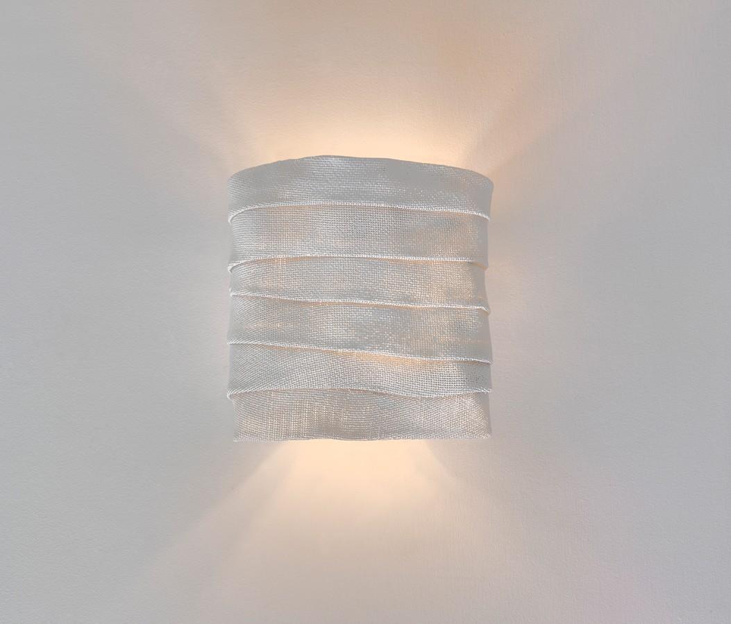 Kala Wall Light White
