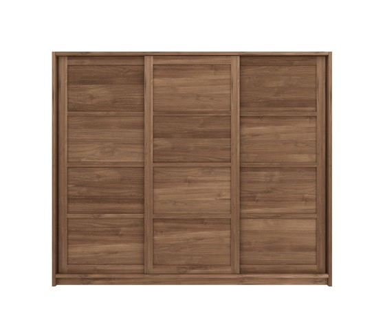 KDS Dresser 3 sliding doors, Teak