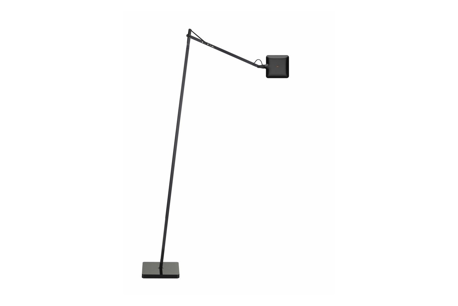 Kelvin Floor Lamp Shiny Black