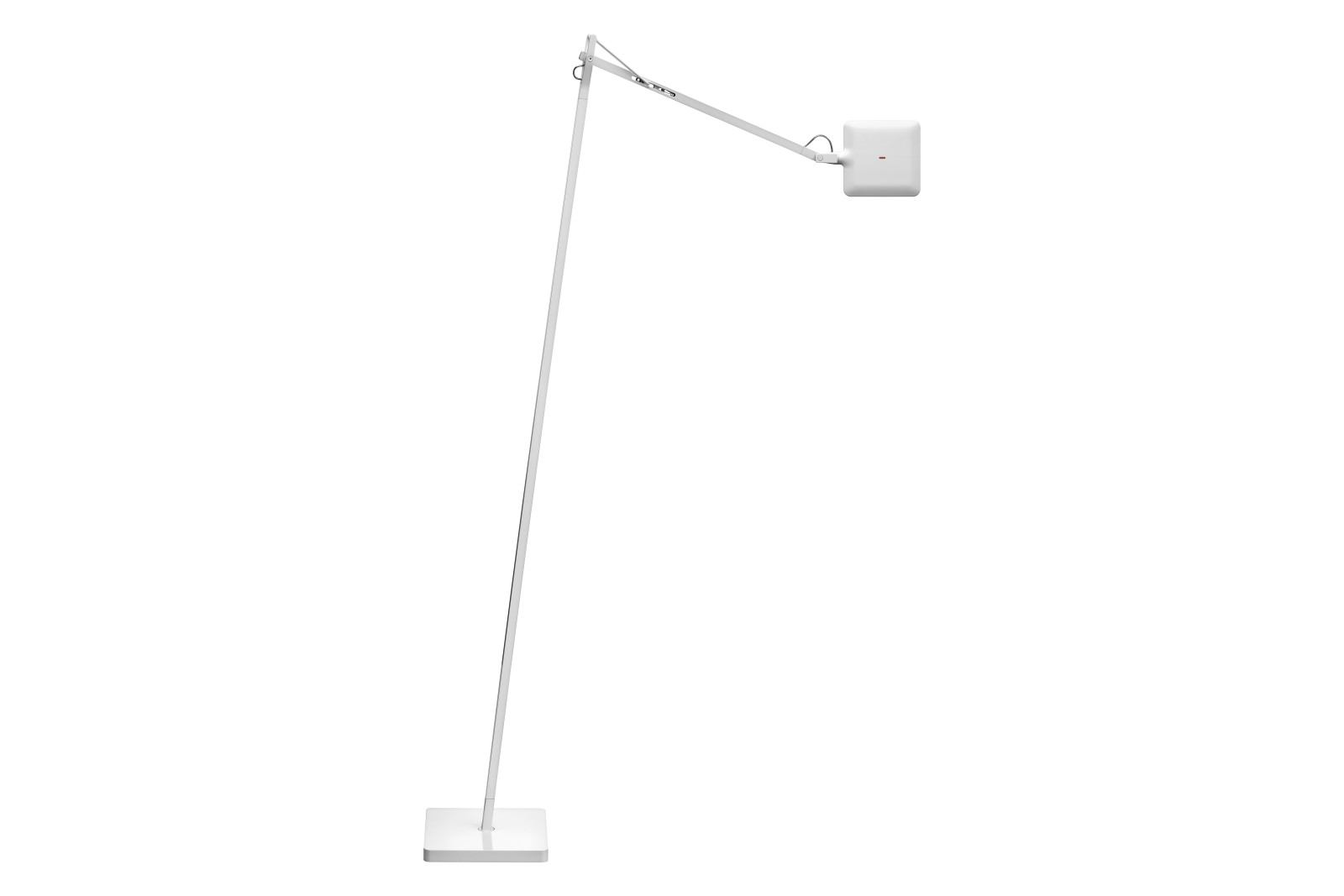 Kelvin Floor Lamp Shiny White