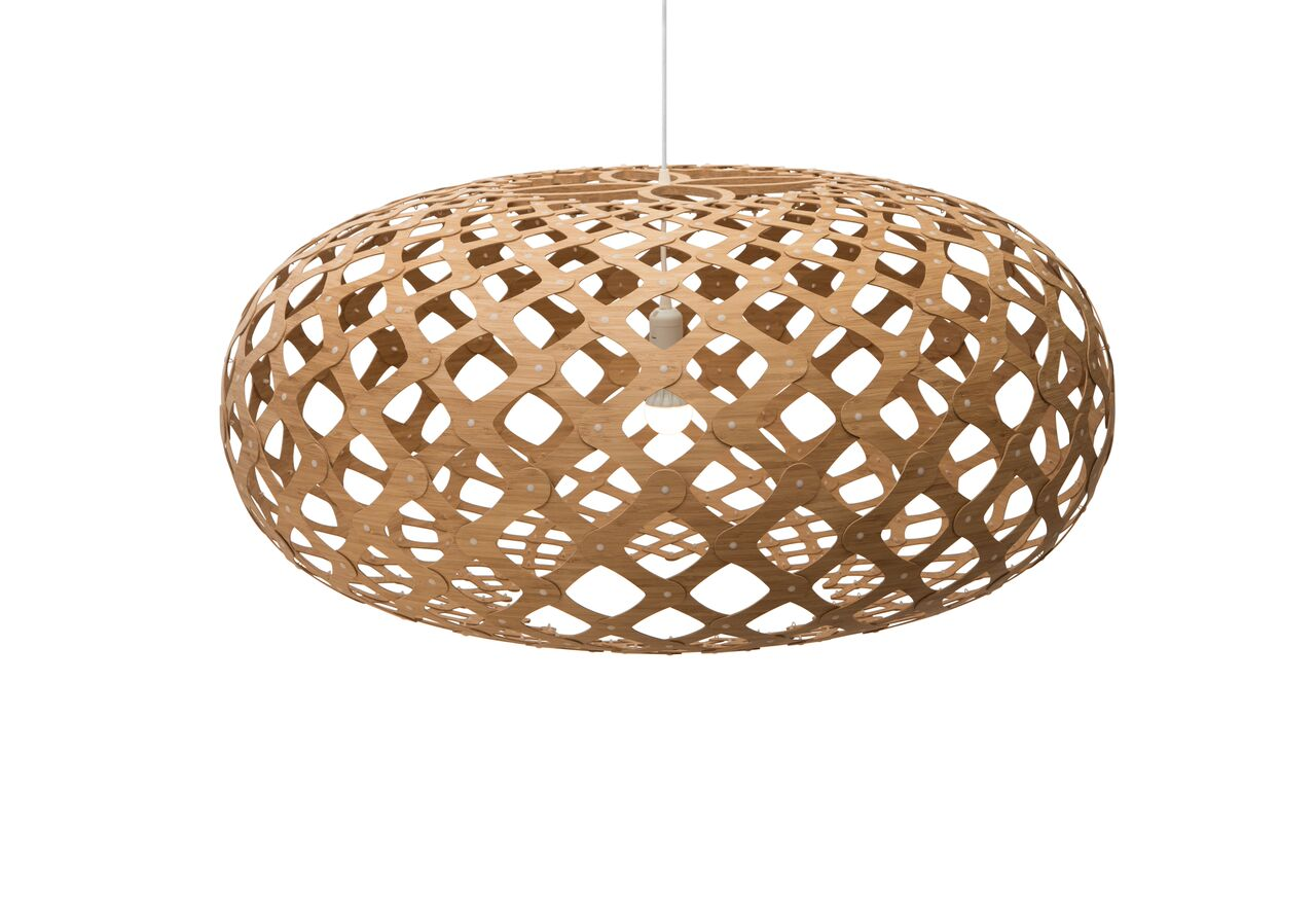 Kina Pendant Light Caramel, 80