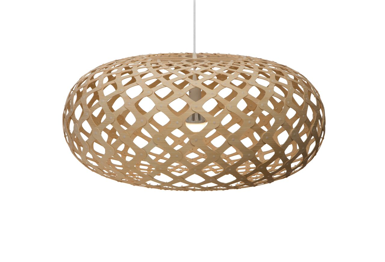 Kina Pendant Light Natural, 80
