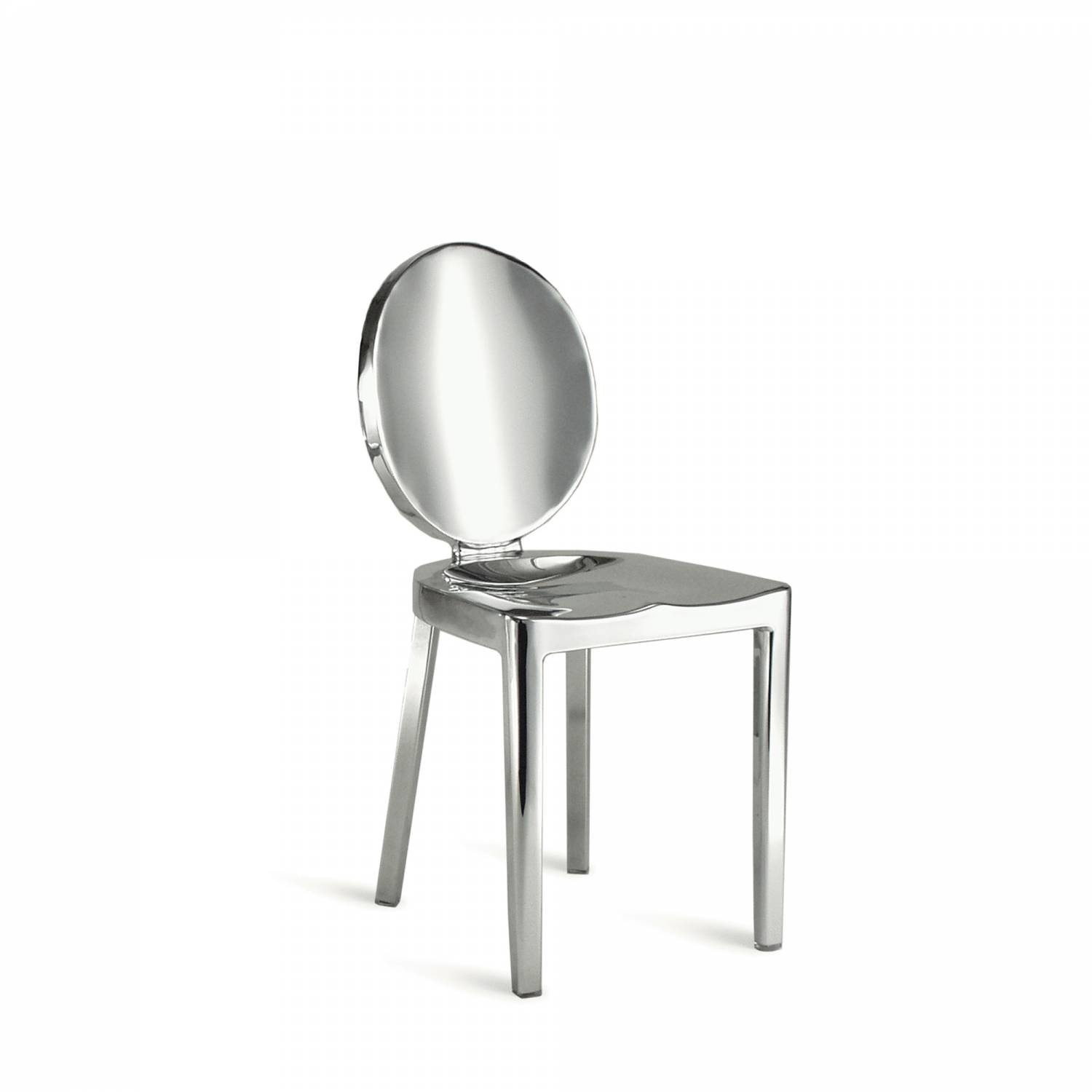 Kong Dining Chair Hand Polished