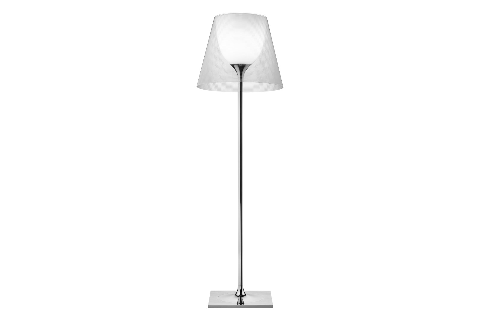 KTribe F Floor Lamp F3, Transparent, Extra Large