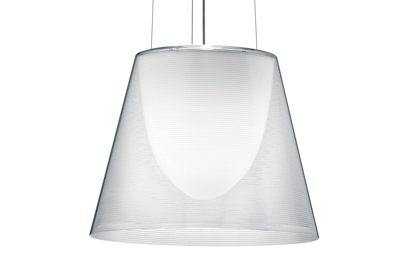 KTribe S Pendant Light S3, Transparant, Extra Large, Eco