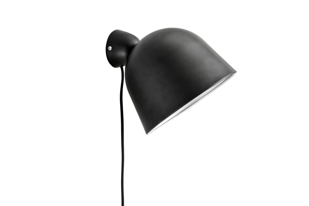 Kuppi Wall Lamp Light - Set of 2 Black