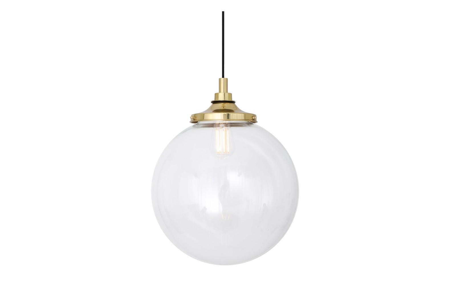 Laguna 35 cm Pendant Light Polished Brass