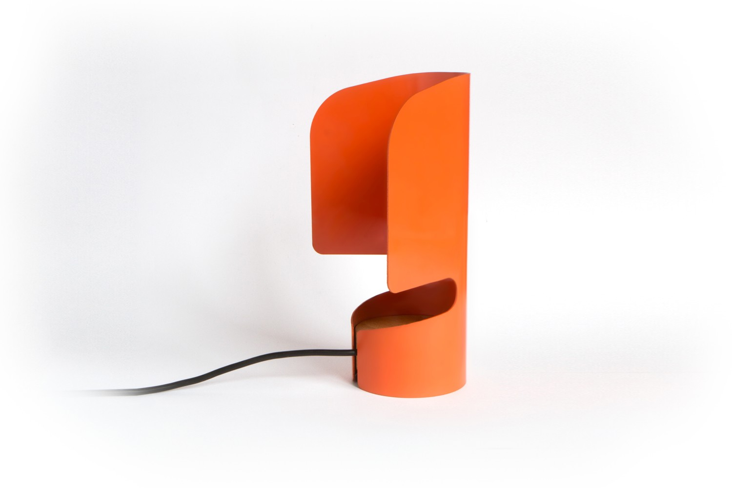 Lamp Elmer Coral red
