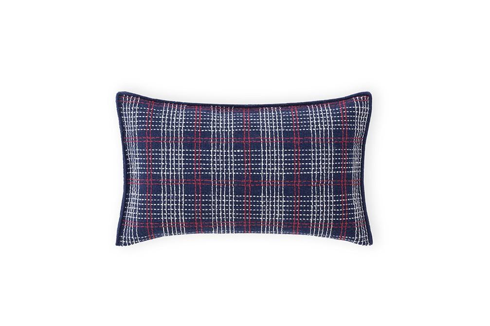 Lan Small Cushion Indigo