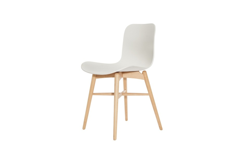 Langue Original Dining Chair, Natural Off White
