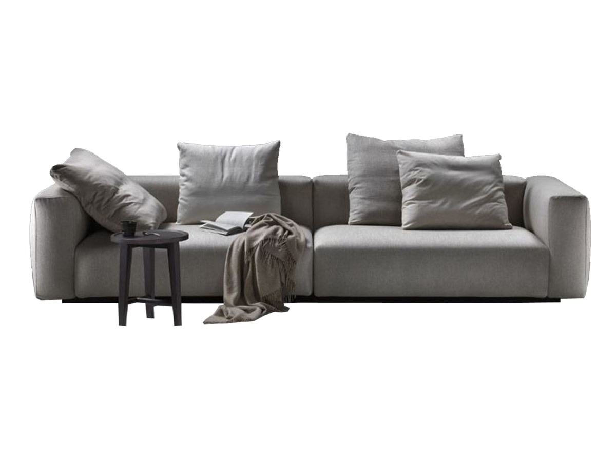 Lario 2 Seater Sofa Sable 1640