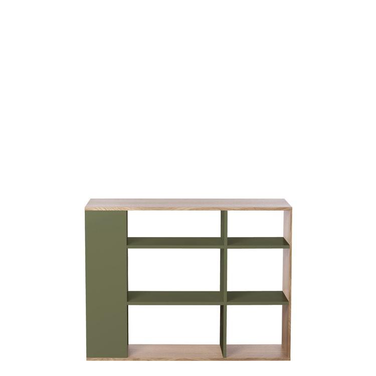 Lato Console Table Olive