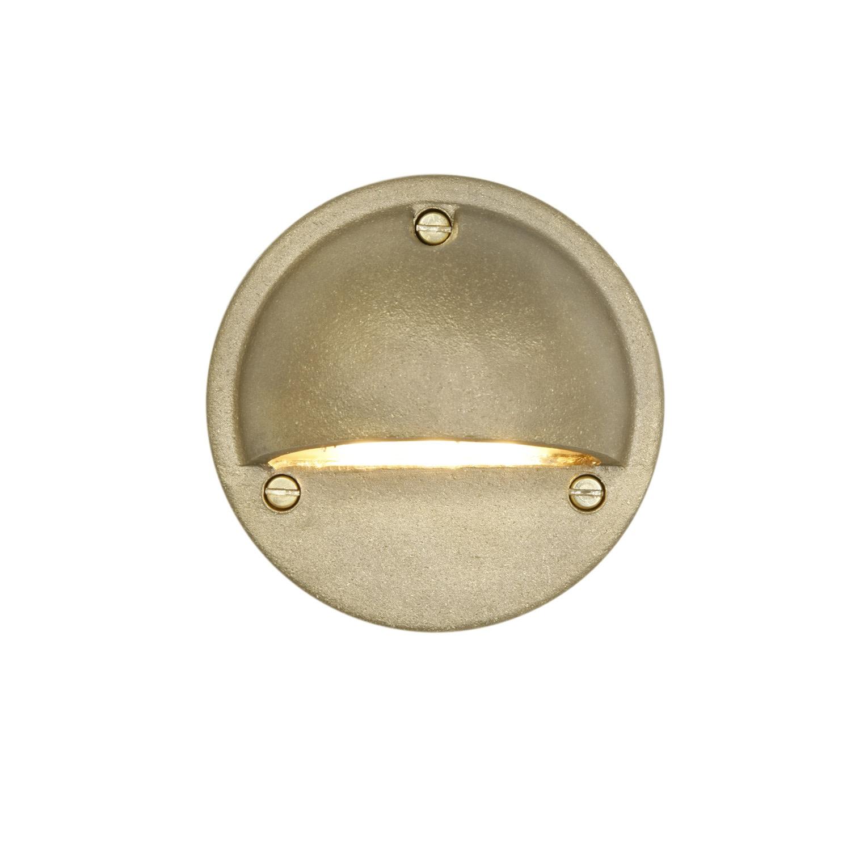 LED Step or Path Light 7568 Brass