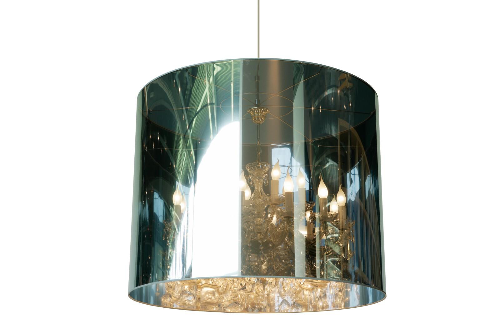 Light Shade Shade Pendant Light - 95cm