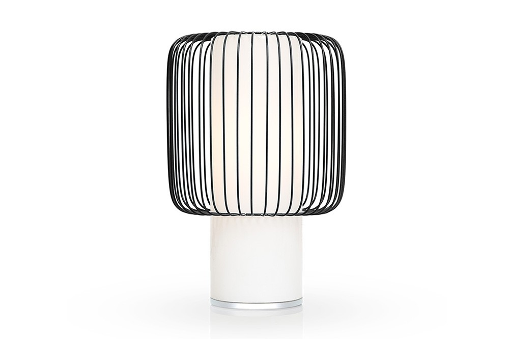 LINE Table Lamp Black