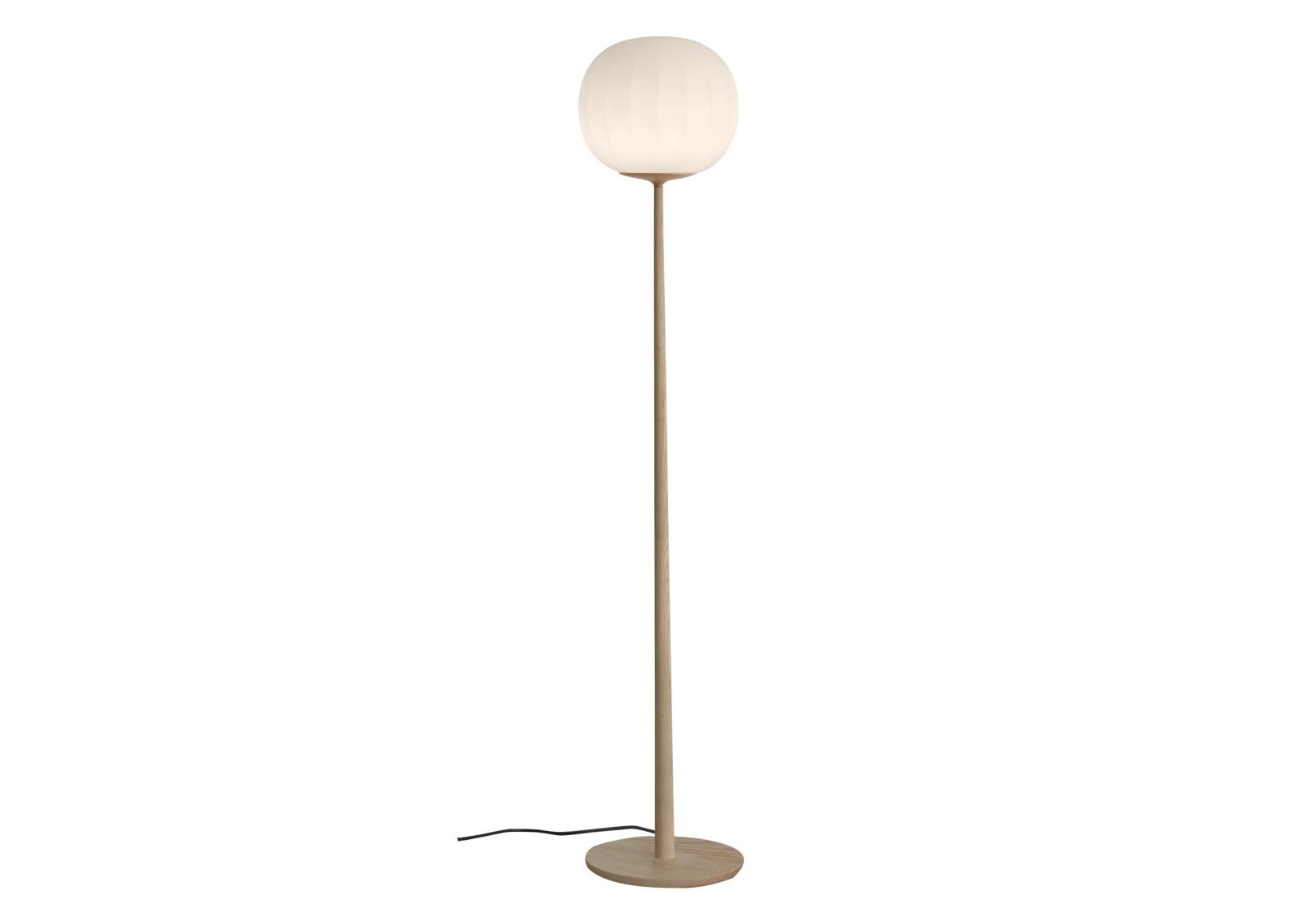 Lita Floor Lamp Ash, 30 cm