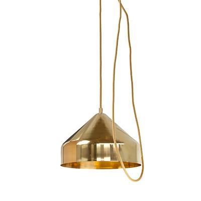 Lloop Brass polished