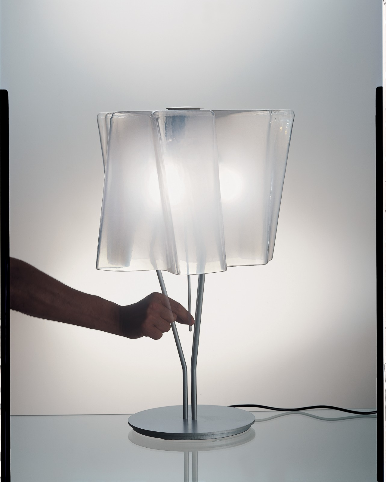 Logico Table Lamp White