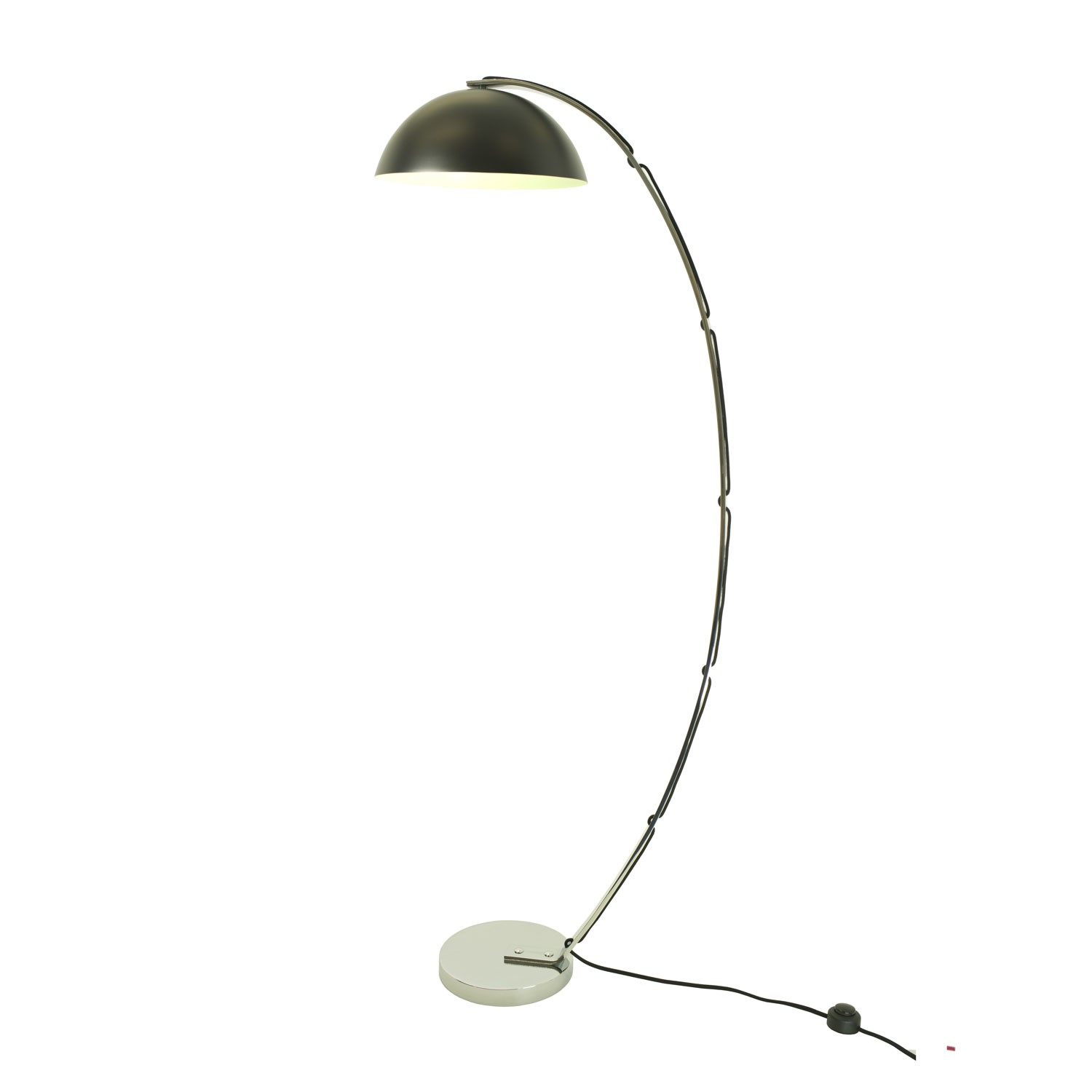 London Floor Lamp Black