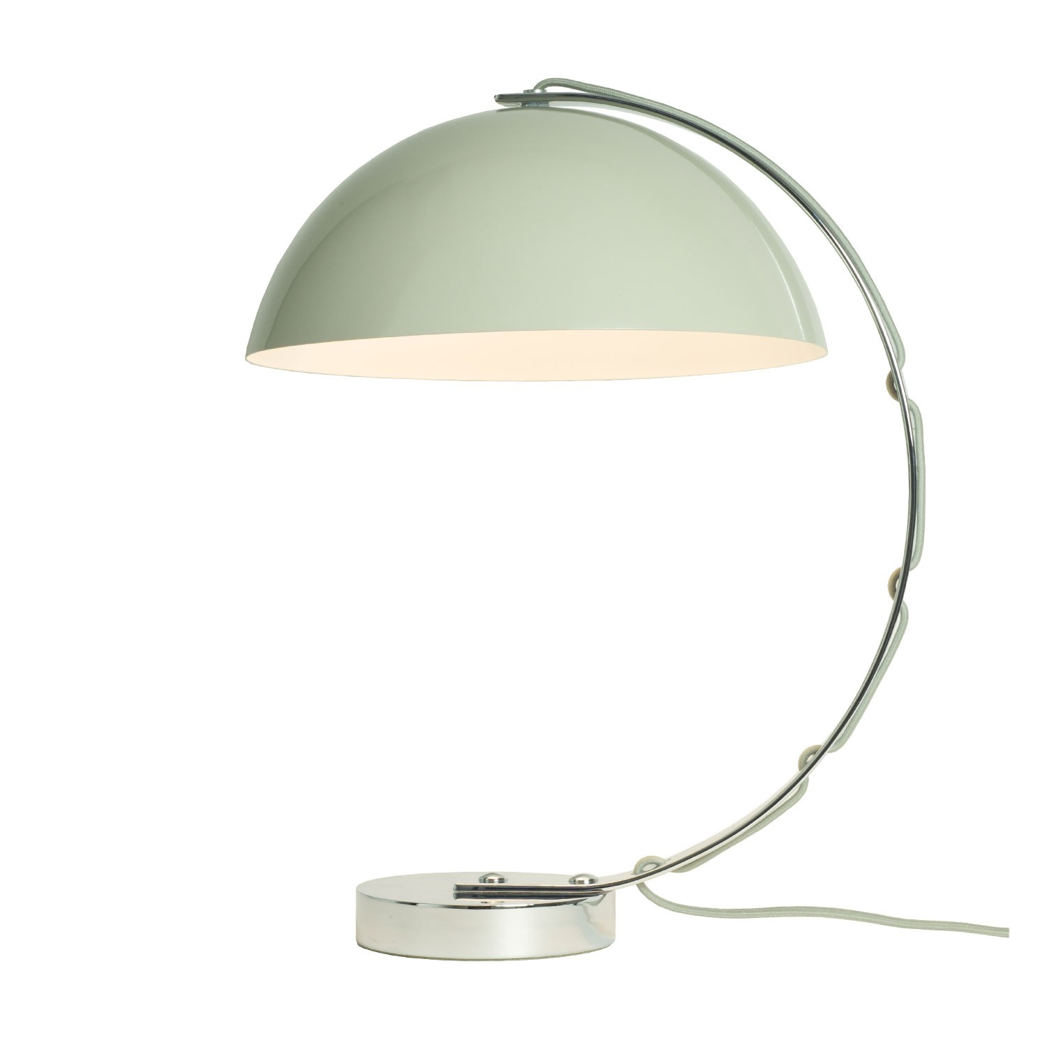 London Table Lamp Putty Grey