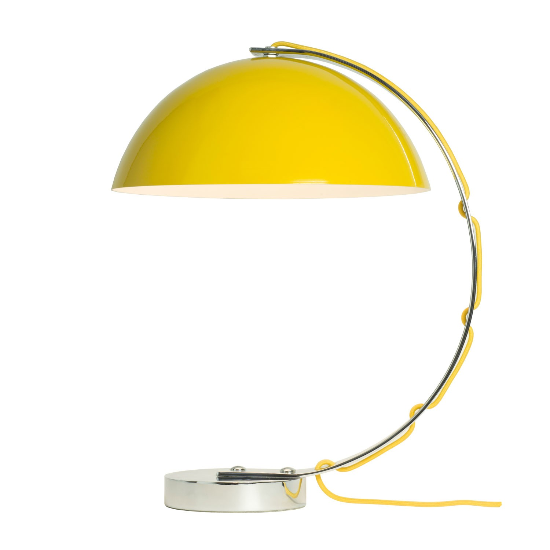 London Table Lamp Yellow