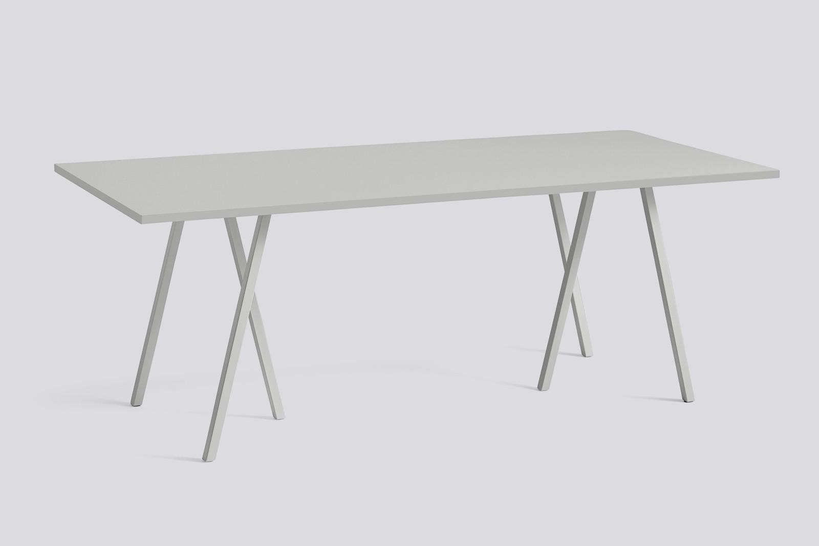 Loop Stand Table Grey, 200