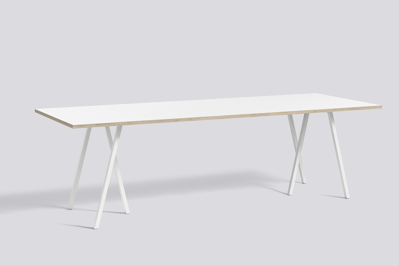 Loop Stand Table White, 250
