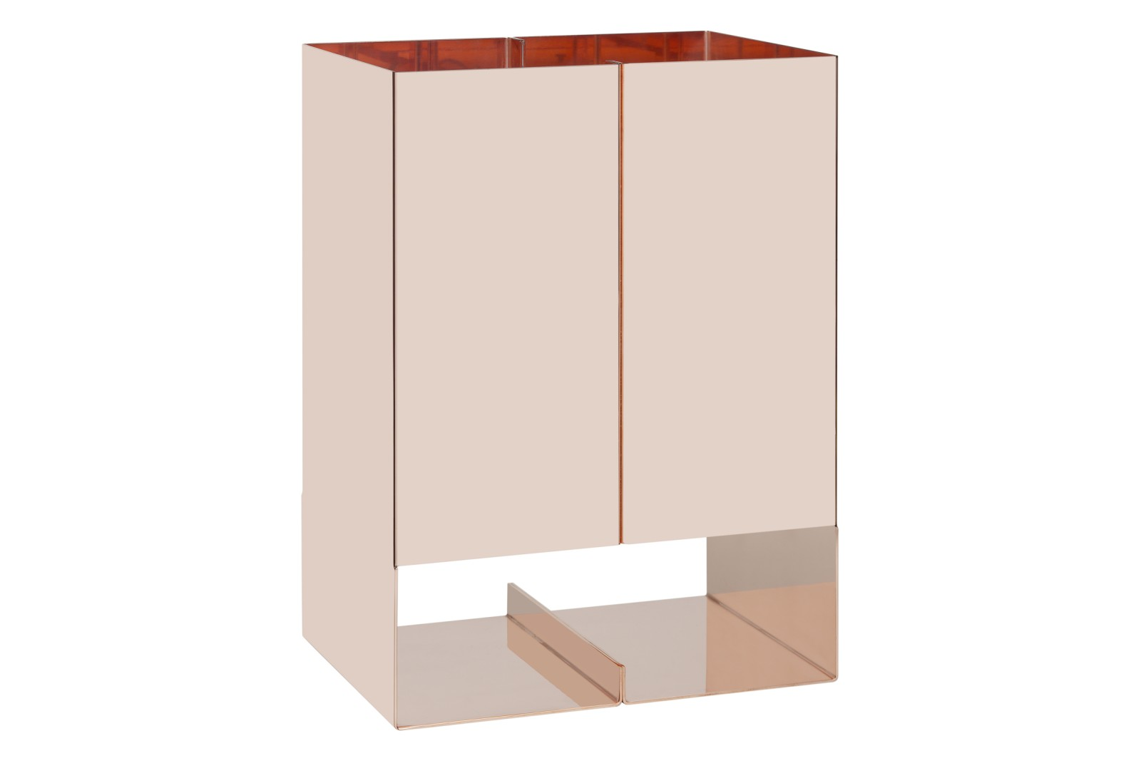 LT02 Seam Two Table Lamp Copper, Large