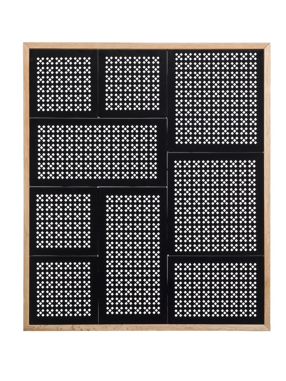Mag Pinboard MAGNETIC BOARD - LARGE / BLACK