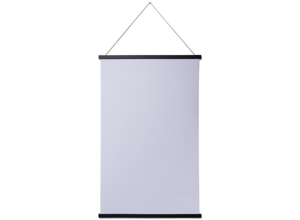 Magnetic Print Frame BLACK - LARGE