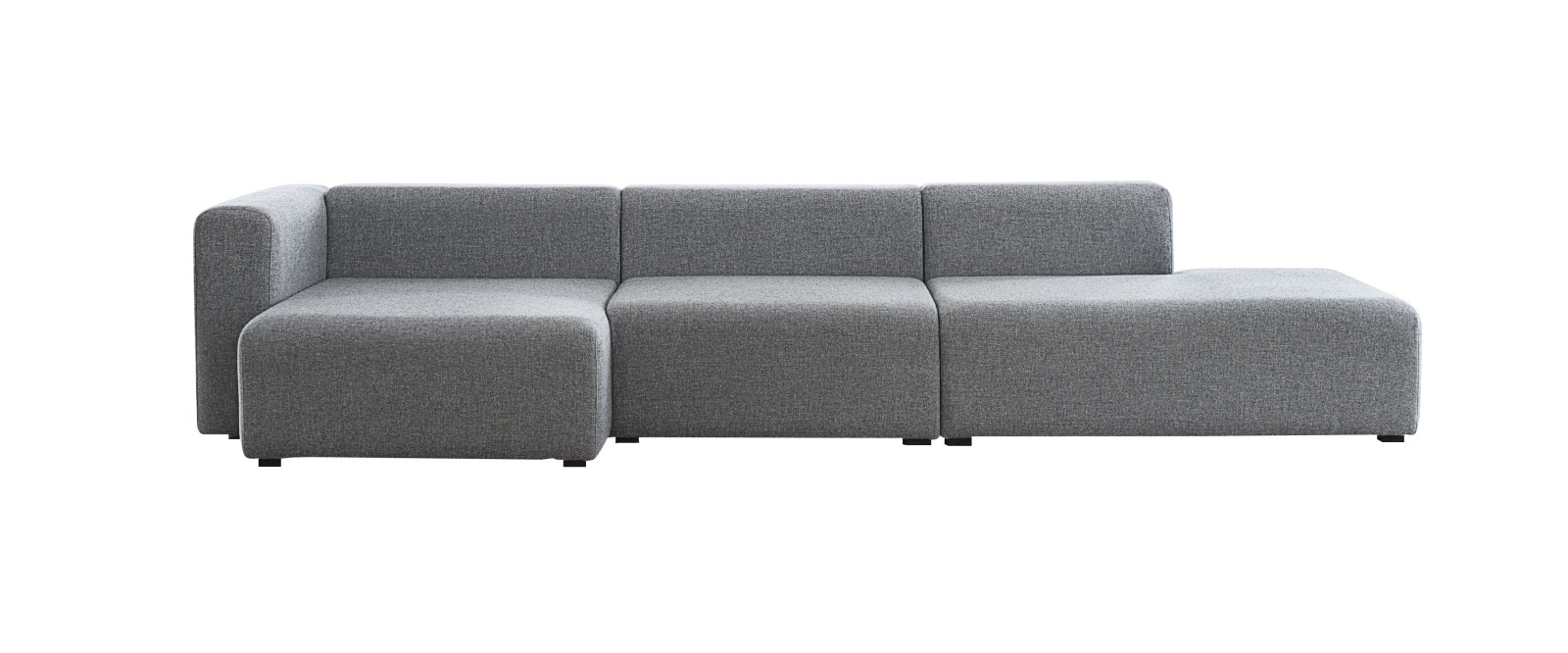 Mags Chaise Lounge Extra Wide Modular Element 8362 - Left Hallingdal 65 100