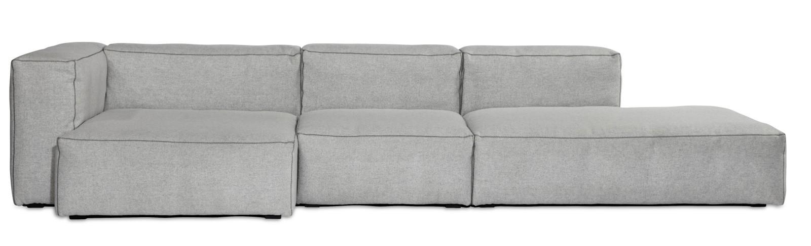 Mags Soft Modular Seating Element S1962 - Left Divina Melange 2 120