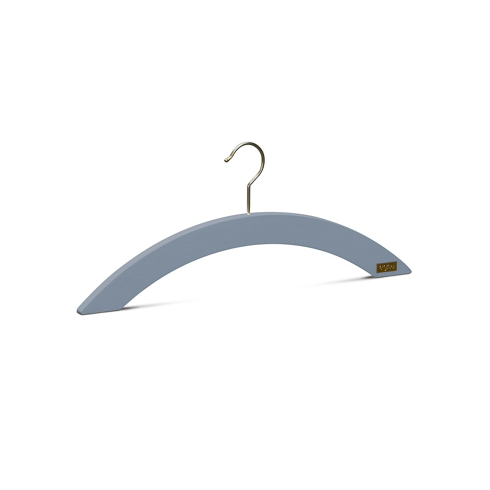 Malin Hangers, Pack of 5 Light Blue