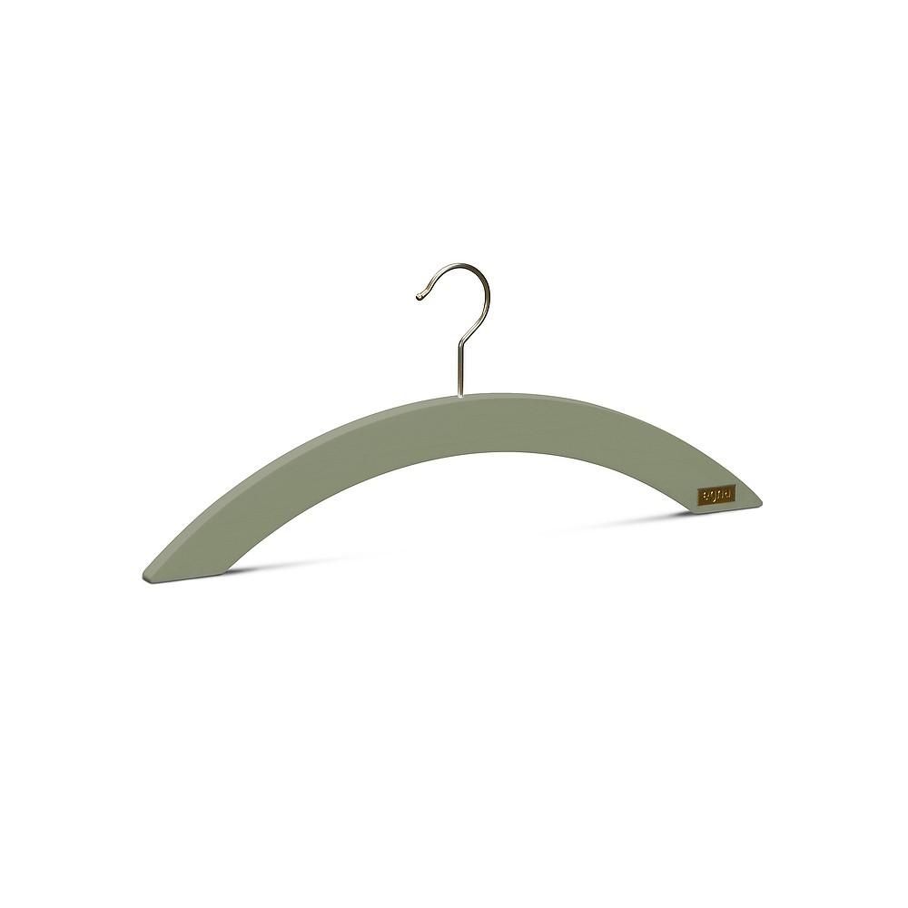 Malin Hangers, Pack of 8 Green