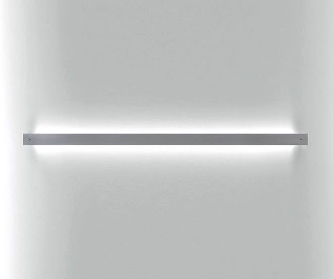 Marc Dos Wall Lamp No, 1L, Gray, LED, 250
