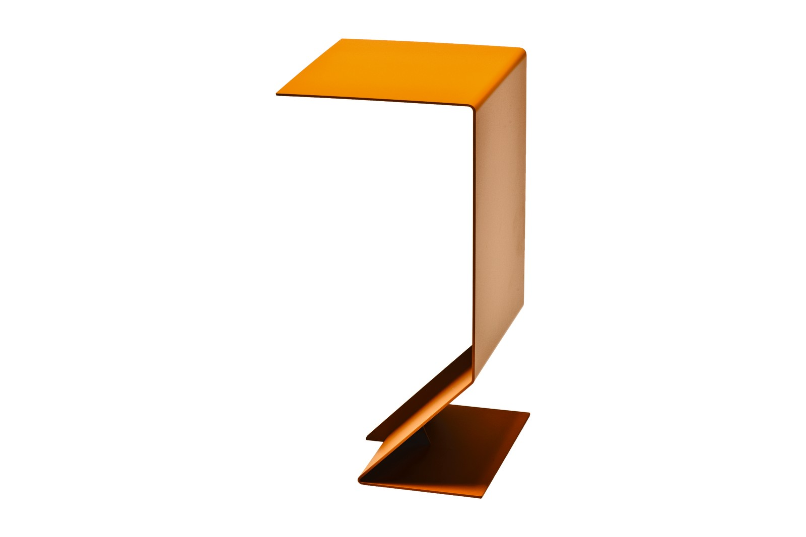 Mark Side Table Orange