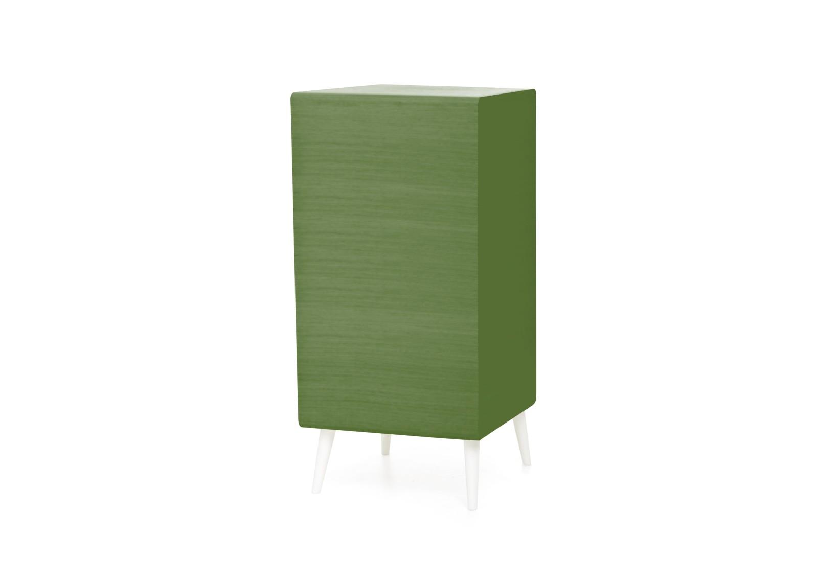 Martins Tall Chest Sleepy Green