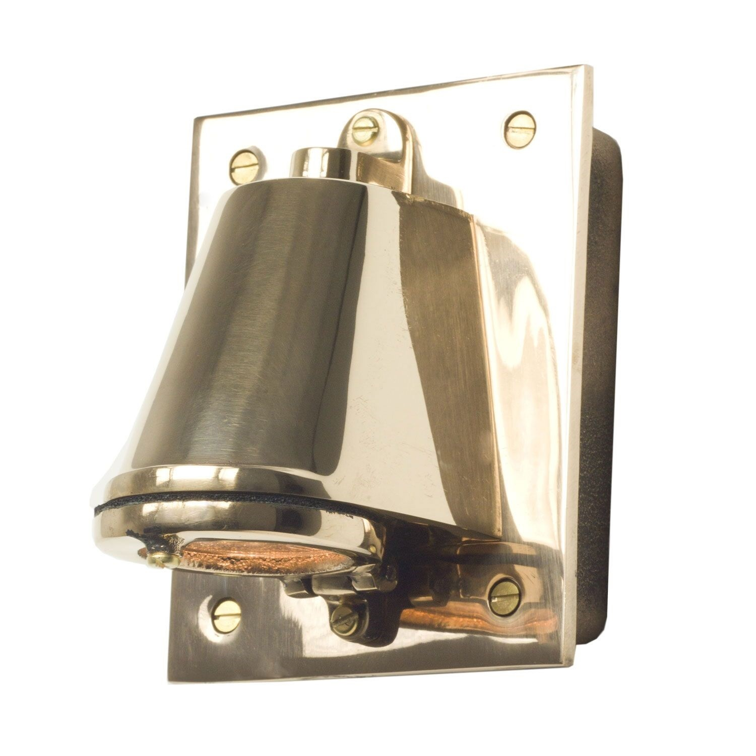 Mast Light 0750 Polished Bronze