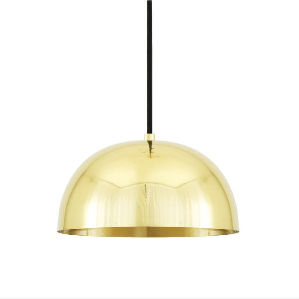 Maua 30cm Pendant Polished Brass