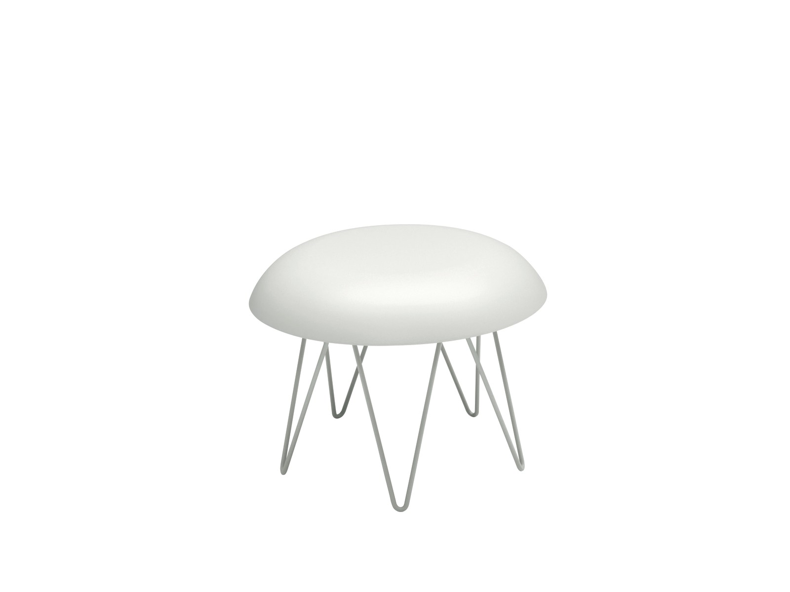 Meduse Coffee Table White