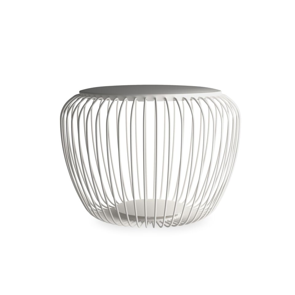 Meridiano 4710 Outdoor Lamp Off-white matt lacquer