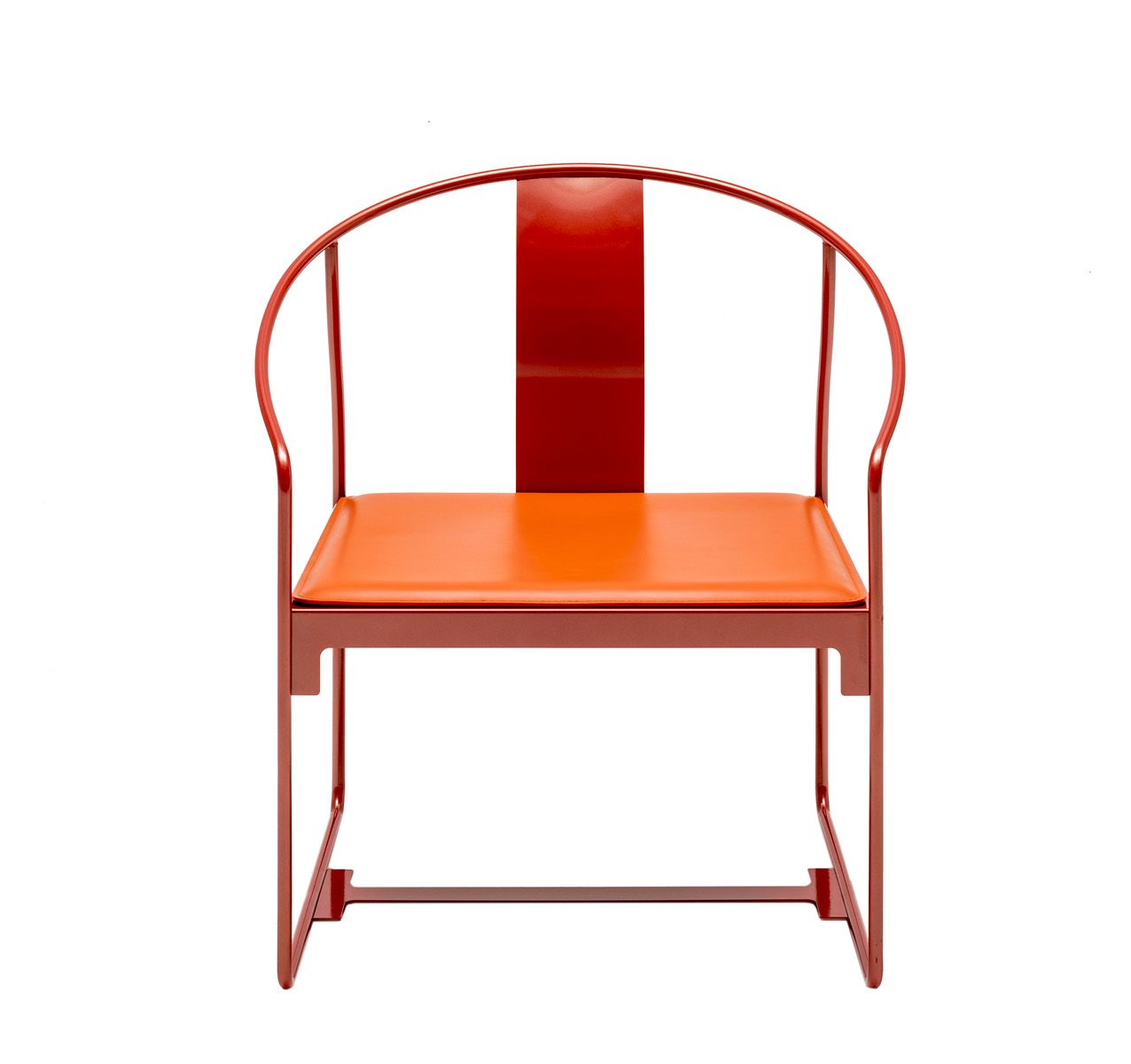 MINGX - Indoor Armchair Orange, 42