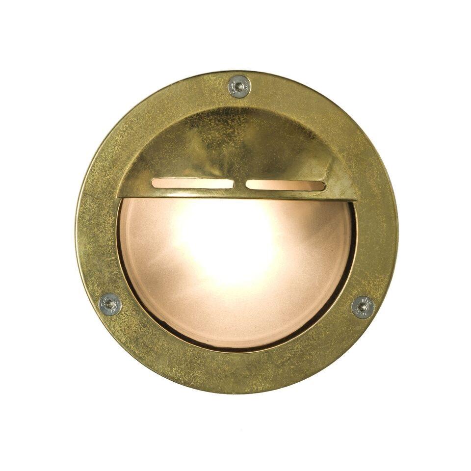 Miniature Exterior Bulkhead 8035 Brass, G9