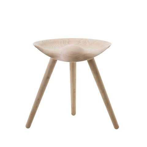 ML42 Stool Oak