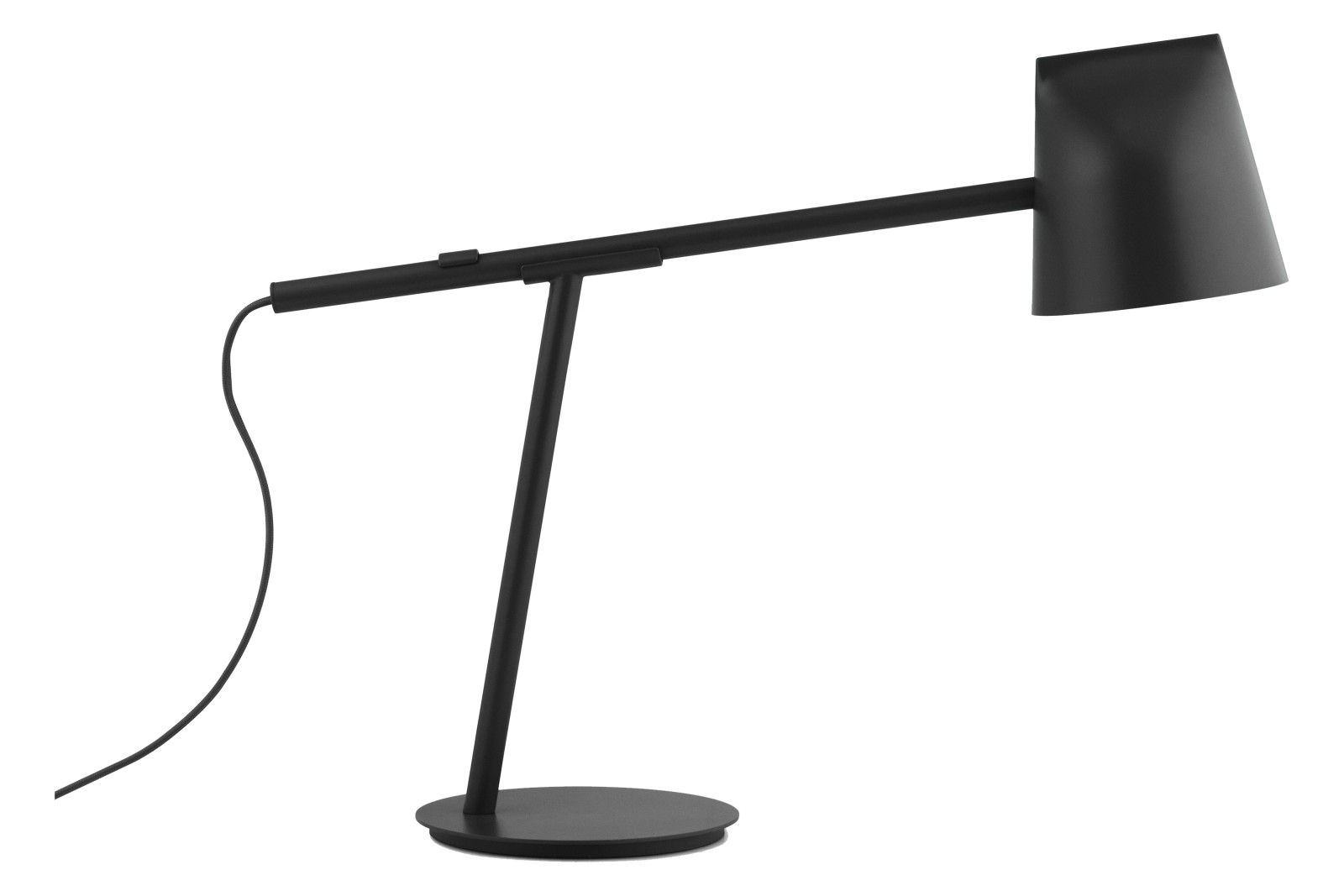 Momento Table Lamp Black