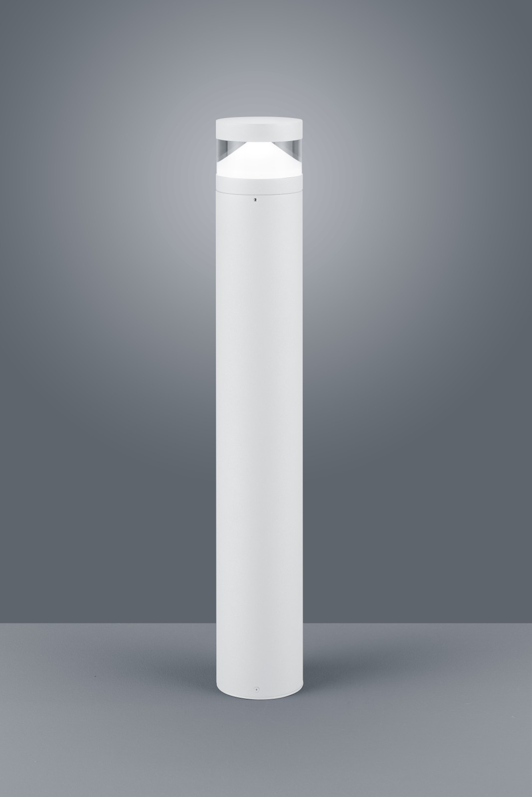 Mono Bollard Light White Matt