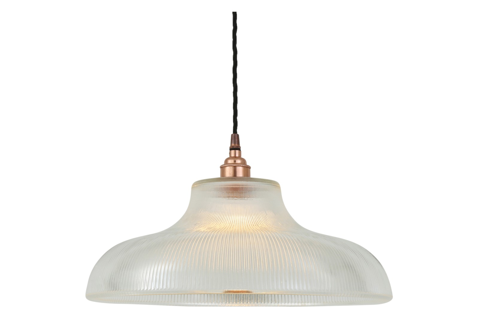 Mono Pendant Light Polished Copper